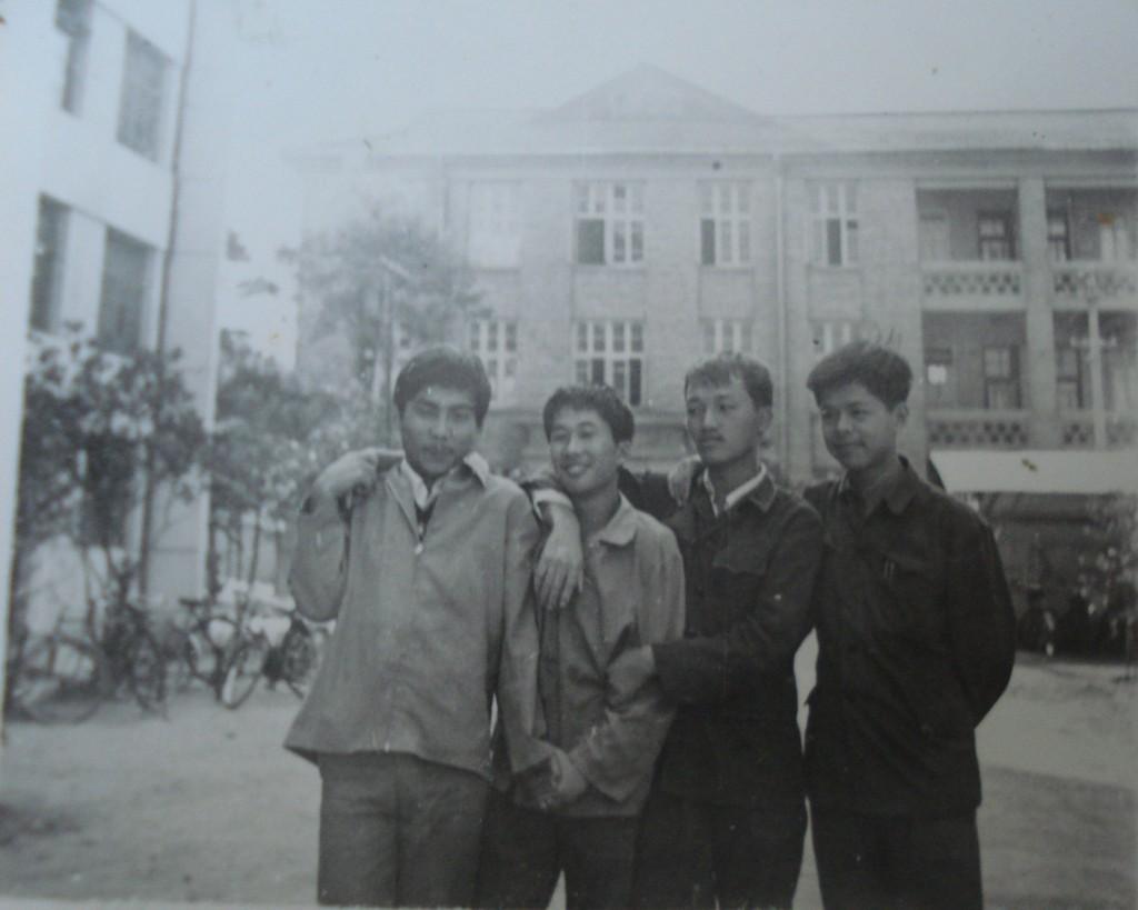 方志敏、杨科德、林义顺、陈硕琪