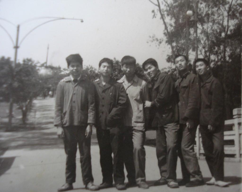 陈硕琪、倪秀雄、卢玉辉、张吉兴、林义顺、杨科德
