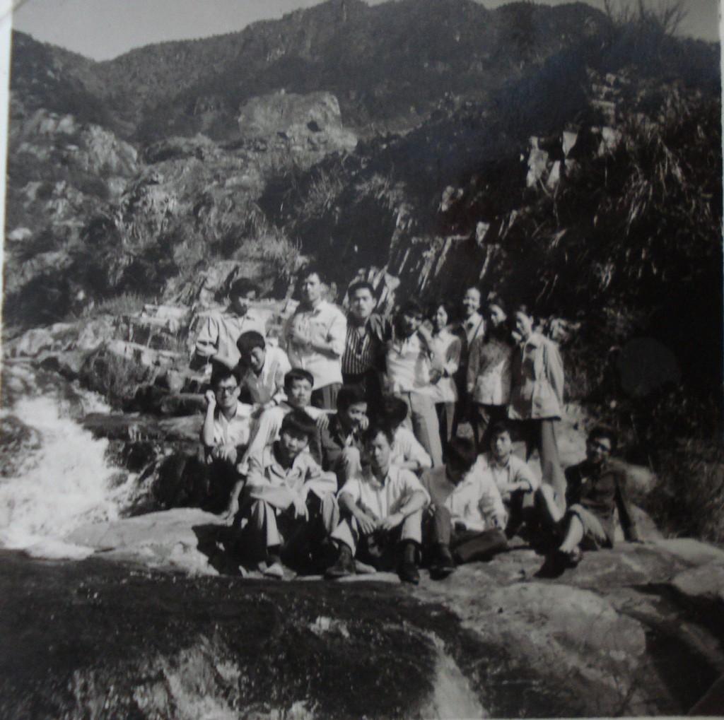 12中班,野炊于福州鳝溪